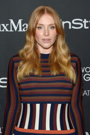 Bryce Dallas Howard showed off perfect waves at the TIFF/InStyle/HFPA party.
