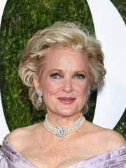 Christine Ebersole rocked a messy-glam 'do at the 2017 Tony Awards.
