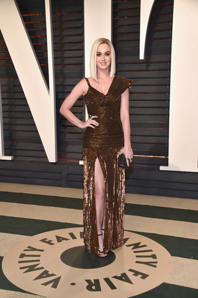 Katy Perry in Jean Paul Gaultier