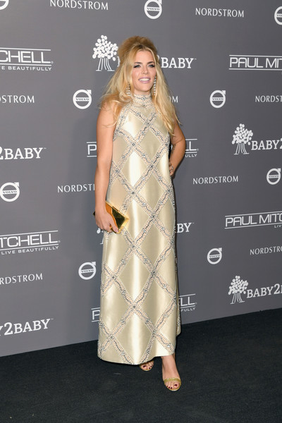 More Pics of Busy Philipps Half Up Half Down (1 of 8) - Busy Philipps Lookbook - StyleBistro [clothing,dress,fashion,hairstyle,fashion model,carpet,premiere,red carpet,long hair,shoulder,culver city,california,3labs,baby2baby gala,event,paul mitchell,arrivals,busy philipps]