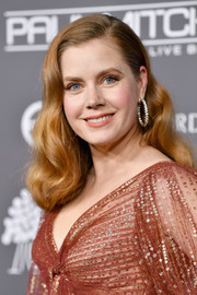 Amy Adams showed off perfectly sweet waves at the 2018 Baby2Baby Gala.