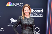 Natalie Morales Beaded Dress