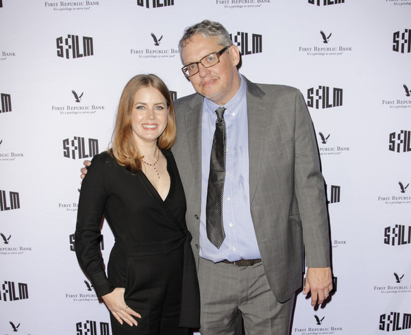 More Pics of Amy Adams Jumpsuit (4 of 20) - Suits Lookbook - StyleBistro [event,white-collar worker,suit,premiere,eyewear,business,sffilm awards,palace of fine arts theater,san francisco,california,amy adams,adam mckay]