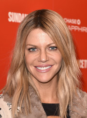 Kaitlin Olson went for a trendy shoulder-length layered style when she attended the Sundance premiere of 'Arizona.'