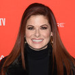 Debra Messing's Perfectly Sleek Tresses