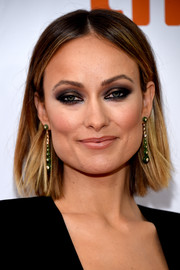 Olivia Wilde kept it simple with this short straight cut at the TIFF premiere of 'Life Itself.'