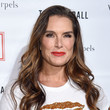 Hairstyles For Women With Fine Hair: Brooke Shields' Flowing Waves