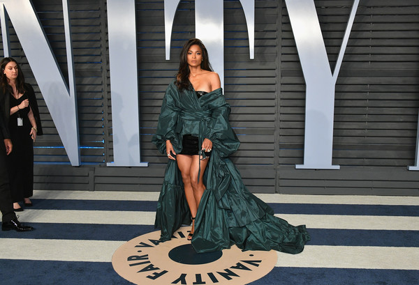 Ciara in Alexandre Vauthier Couture