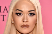 Rita Ora Long Straight Cut