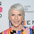 Hairstyles For Women With Fine Hair: Maye Musk's Cool Short 'Do