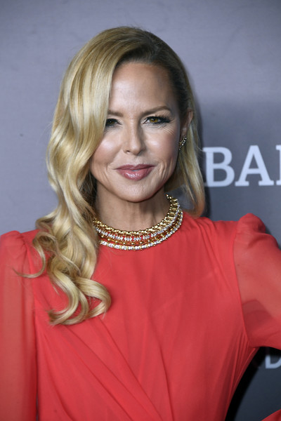 Rachel Zoe showed off a perfectly sweet wavy hairstyle at the 2019 Baby2Baby Gala.