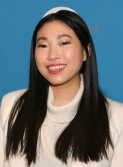 Awkwafina went for a simple straight cut when she attended the Sundance Film Festival premiere of 'The Farewell.'
