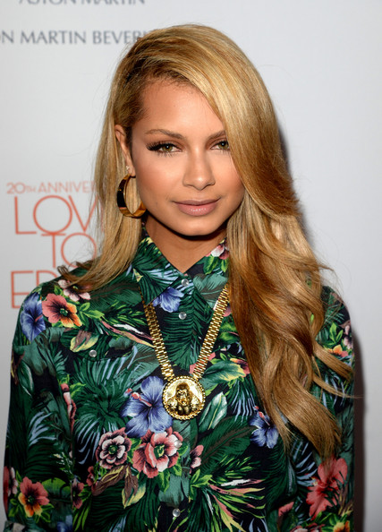 More Pics of Havana Brown Long Side Part (1 of 6) - Havana Brown Lookbook - StyleBistro