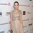 Christa B. Allen Wore Naeem Khan at Elton John's 2013 Oscars Party