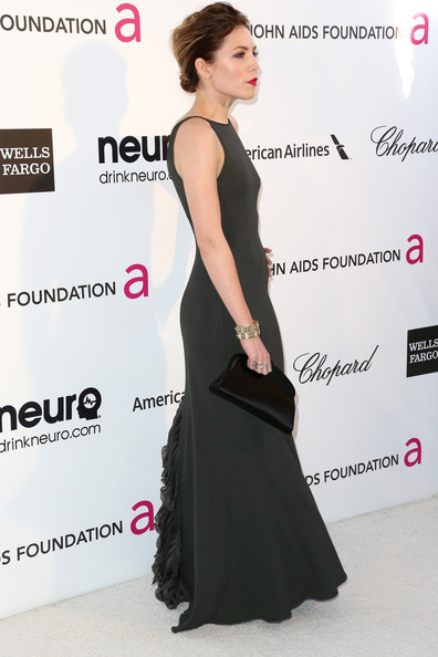 More Pics of Skylar Grey Evening Dress (1 of 8) - Skylar Grey Lookbook - StyleBistro