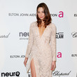 Analeigh Tipton Wore Elie Saab at Elton John's 2013 Oscars Party