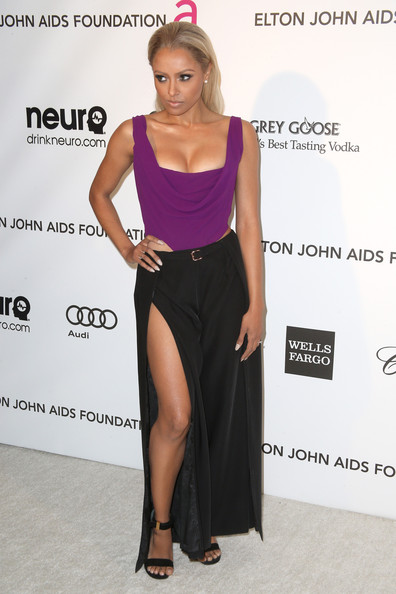 More Pics of Kat Graham Cutout Dress (1 of 5) - Cutout Dress Lookbook - StyleBistro