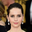 Felicity Jones' Tiny Bun and Pinky Pout