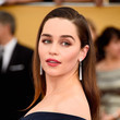 Emilia Clarke's Soft Strands and Rosebud Lips