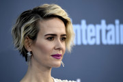 Sarah Paulson rocked punky waves at the Critics' Choice Awards.