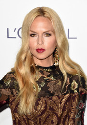 Rachel Zoe wore her usual wavy tresses to the Elle Women in Hollywood Awards.