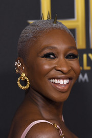 Cynthia Erivo rocked a buzzcut at the 2019 Hollywood Film Awards.