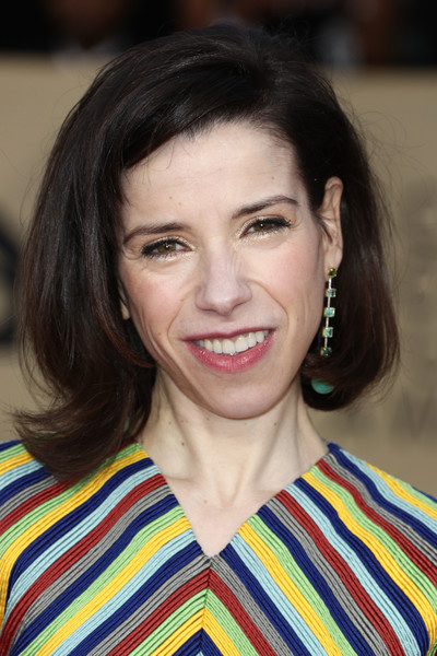 Sally Hawkins' Retro Bob