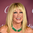 Hairstyles For Women With Fine Hair: Suzanne Somers' Choppy Layers