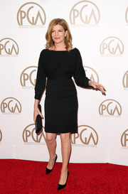 Rene Russo looked fabulous in a simple LBD at the 26th Annual Producers Guild Of America Awards.