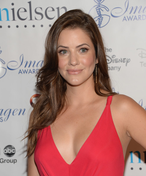 More Pics of Julie Gonzalo Evening Dress (5 of 9) - Julie Gonzalo Lookbook - StyleBistro [hair,hairstyle,shoulder,blond,beauty,skin,brown hair,long hair,lip,neck,arrivals,julie gonzalo,imagen awards,the beverly hilton hotel,beverly hills,california,annual imagen awards]