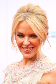 Kylie Minogue wore her hair in a classic beehive during the ARIA Awards.