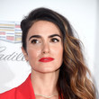Nikki Reed's Retro-Glam Waves