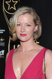 Gretchen Mol kept it classic with this bob at the 2015 Lucille Lortel Awards.