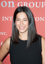 Rebecca Minkoff attended the Annual Night of Stars sporting a trendy, sleek asymmetrical cut.