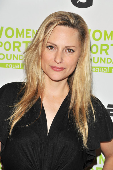 More Pics of Aimee Mullins Long Straight Cut (1 of 8) - Aimee Mullins Lookbook - StyleBistro