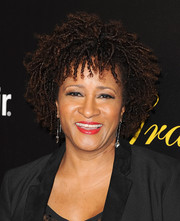 Wanda Sykes rocked short dreadlocks at the Gracie Awards.