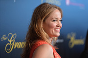 Actress Erika Christensen arrives to the 39th Gracie Awards Gala at The Beverly Hilton Hotel on May 20, 2014 in Beverly Hills, California.