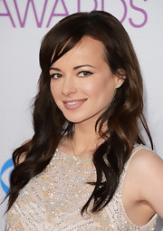 Awkward's Ashley Rickards was anything but at the 2013 People's Choice Awards with her chocolate locks in flawless curls.