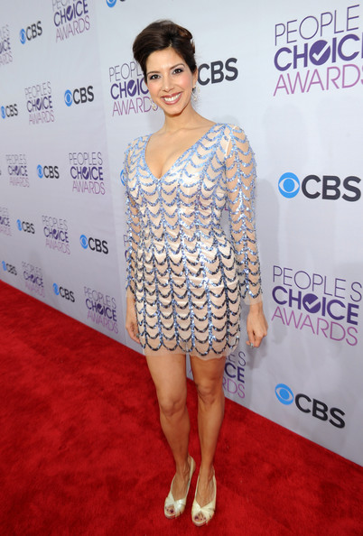 Viviana Vigil at the 2013 People's Choice Awards
