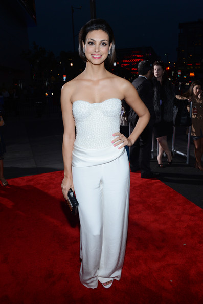 Morena Baccarin at the 2013 People's Choice Awards