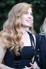 Amy Adams attended the Mill Valley Film Festival opening wearing her hair in glamorous side-swept waves.