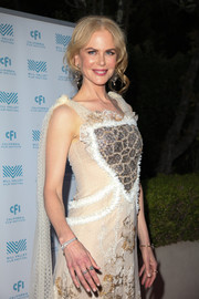 Nicole Kidman flaunted a luxurious diamond watch at the Mill Valley Film Festival screening of 'Lion.'