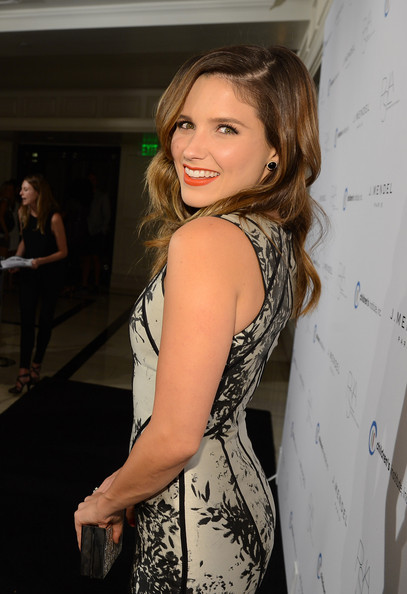 More Pics of Sophia Bush Long Wavy Cut (1 of 24) - Long Wavy Cut Lookbook - StyleBistro