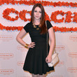 Michelle Trachtenberg at the 3rd Annual Coach Evening to Benefit Children's Defense Fund