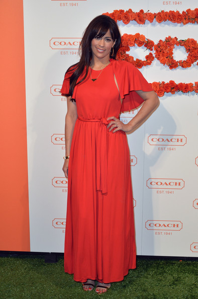 Paula Patton at the 3rd Annual Coach Evening to Benefit Children's Defense Fund