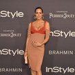 Louise Roe in Victoria Beckham