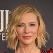 Cate Blanchett's Messy-Chic Waves