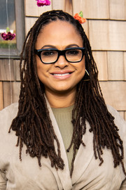 Ava DuVernay rocked her signature dreadlocks at the National Day of Racial Healing.