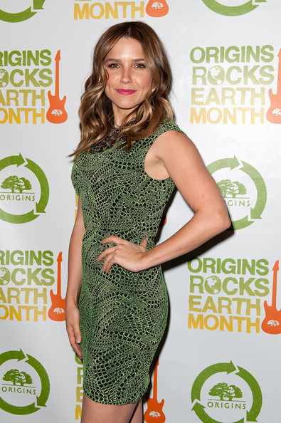 More Pics of Sophia Bush Long Wavy Cut (2 of 10) - Sophia Bush Lookbook - StyleBistro