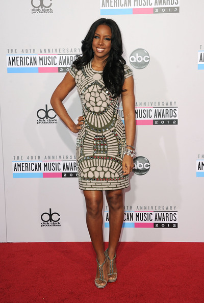 More Pics of Kelly Rowland Cocktail Dress (1 of 4) - Kelly Rowland Lookbook - StyleBistro